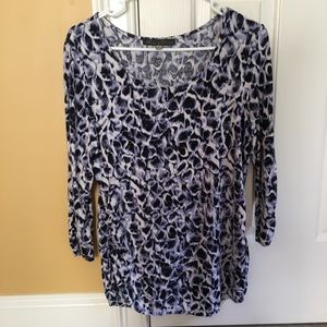 Patterned Blouse Large